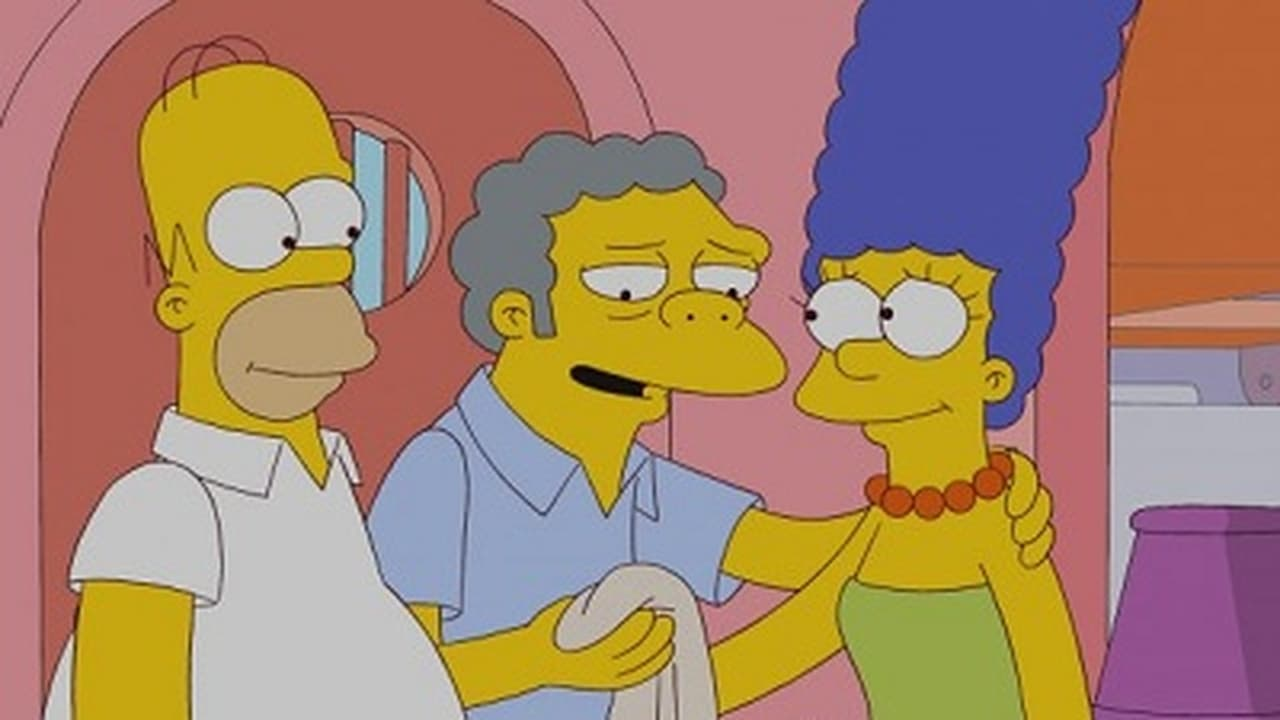 The Simpsons - Season 23 Episode 12 : Moe Goes from Rags to Riches