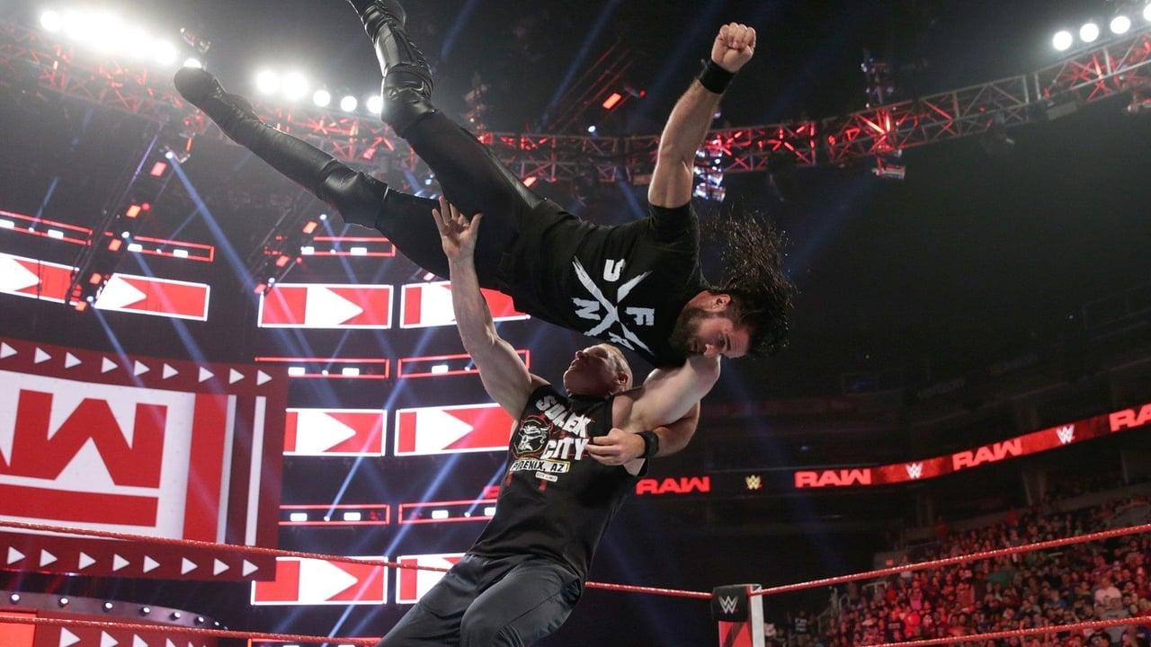 WWE Raw - Season 27 Episode 4 : January 28, 2019 (Phoenix, AZ)