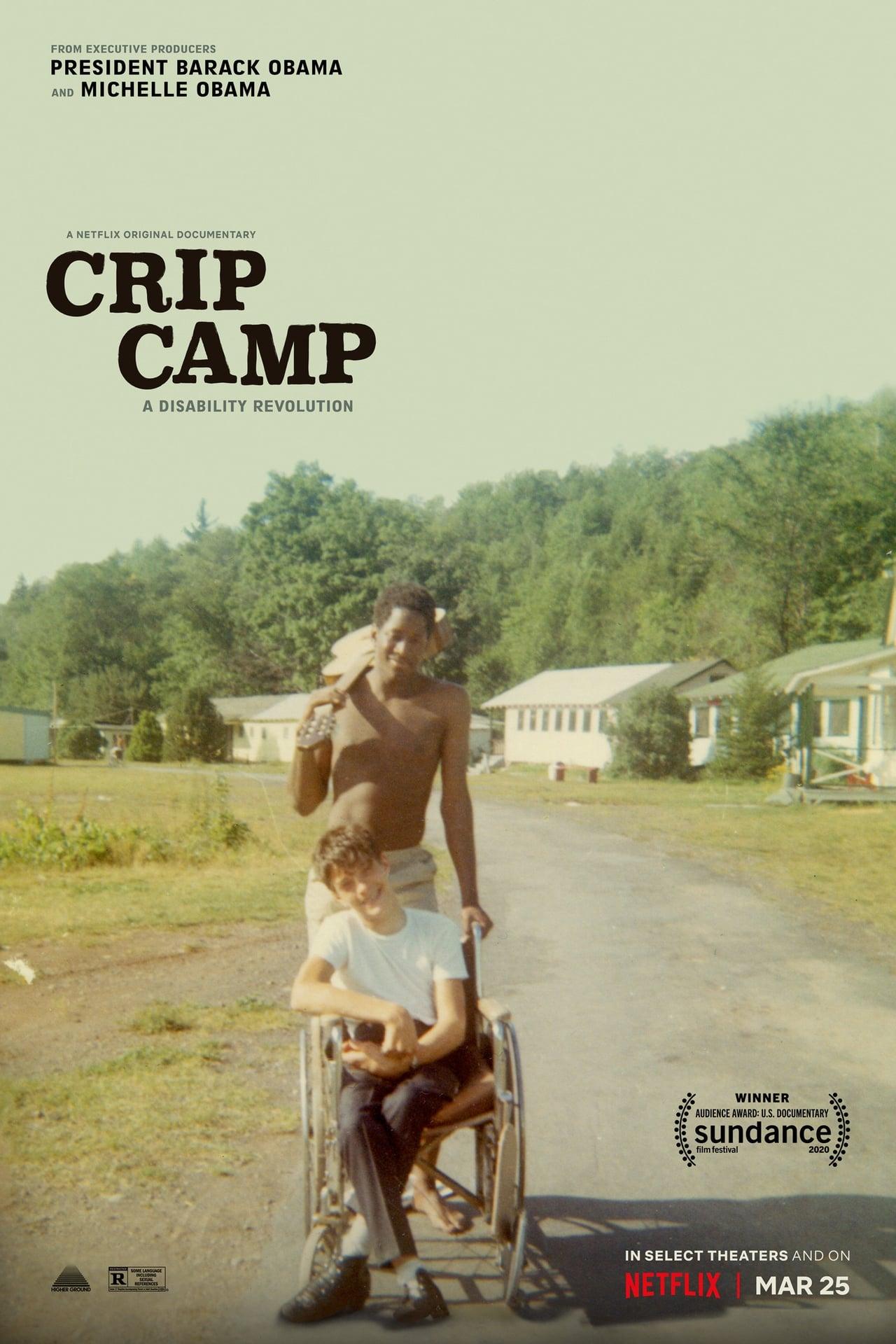 Crip Camp: A Disability Revolution (2020)