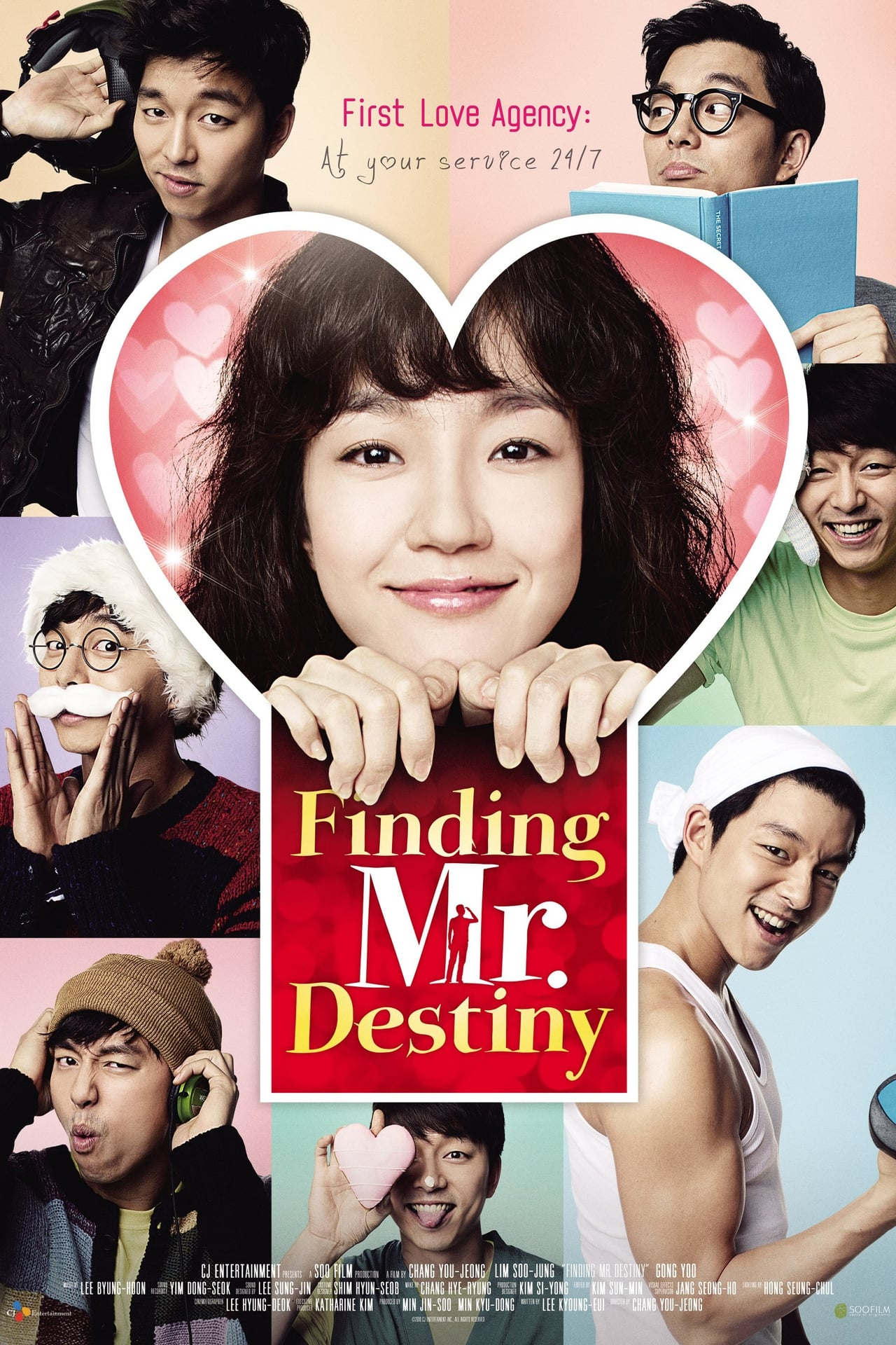 Finding Mr. Destiny ( 2010 )