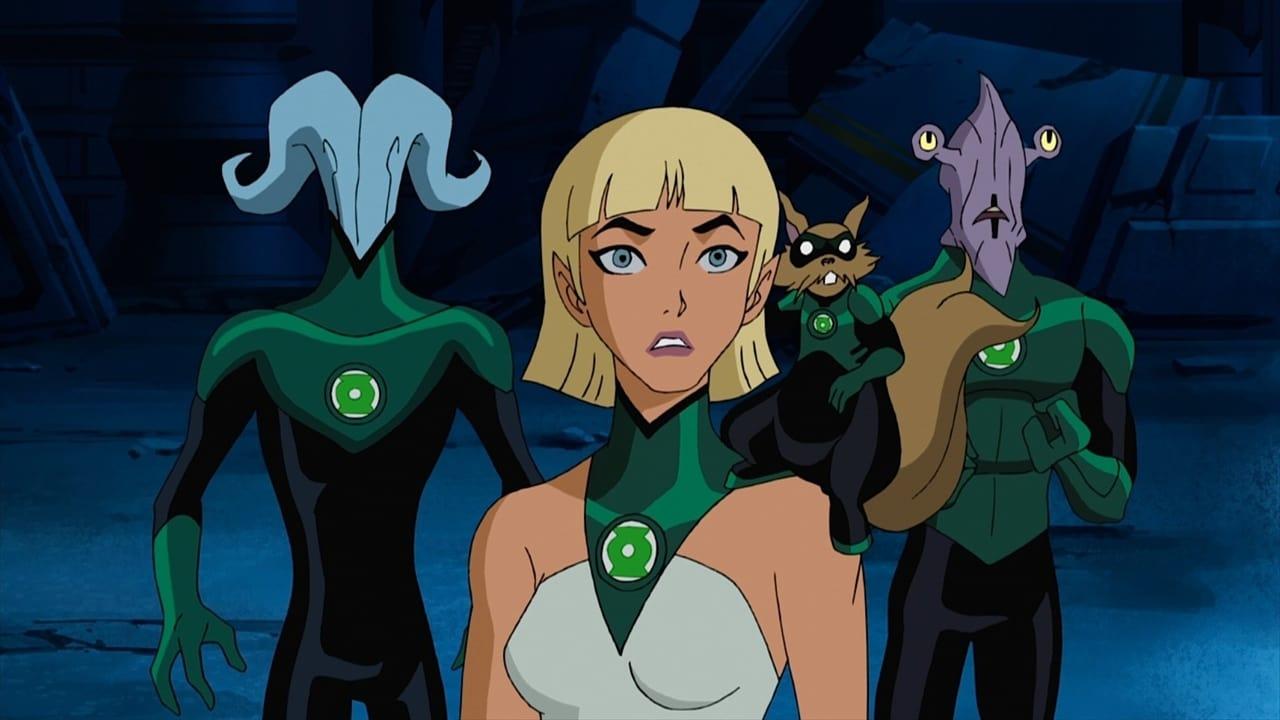 Green Lantern: First Flight 4