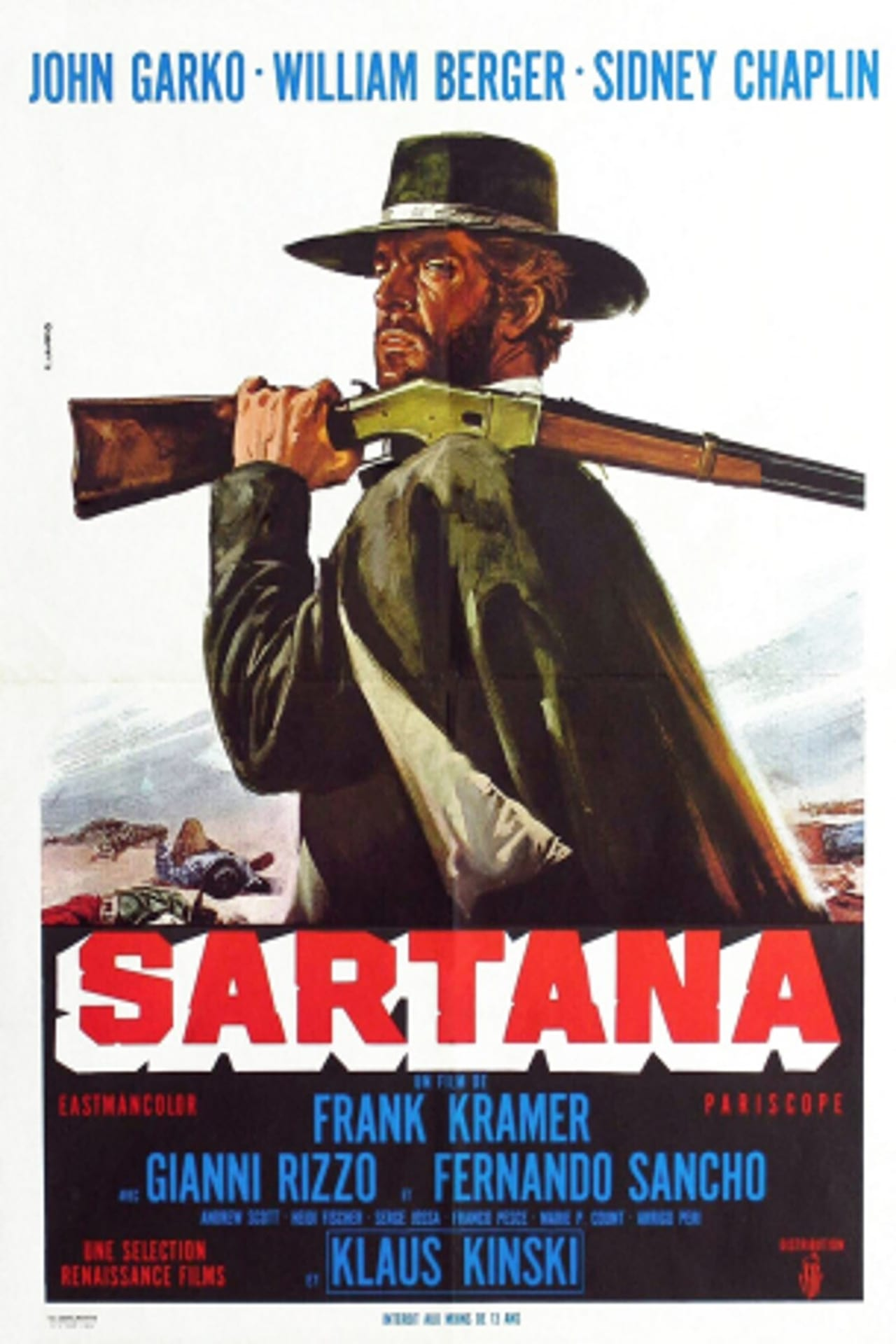 If You Meet Sartana Pray for Your Death