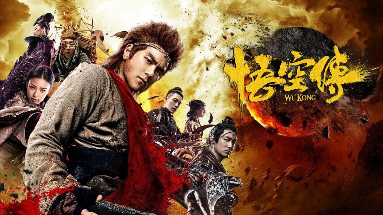 Wallpaper Filme Wu Kong: Contra a Ira dos Deuses