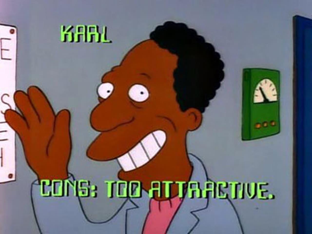 The Simpsons - Season 2 Episode 14 : Principal Charming