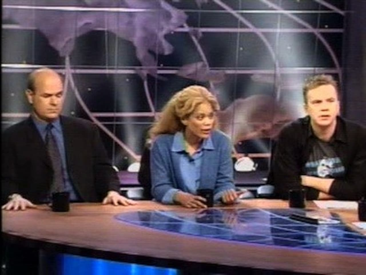 Real Time with Bill Maher - Season 1 Episode 5 : March 21, 2003
