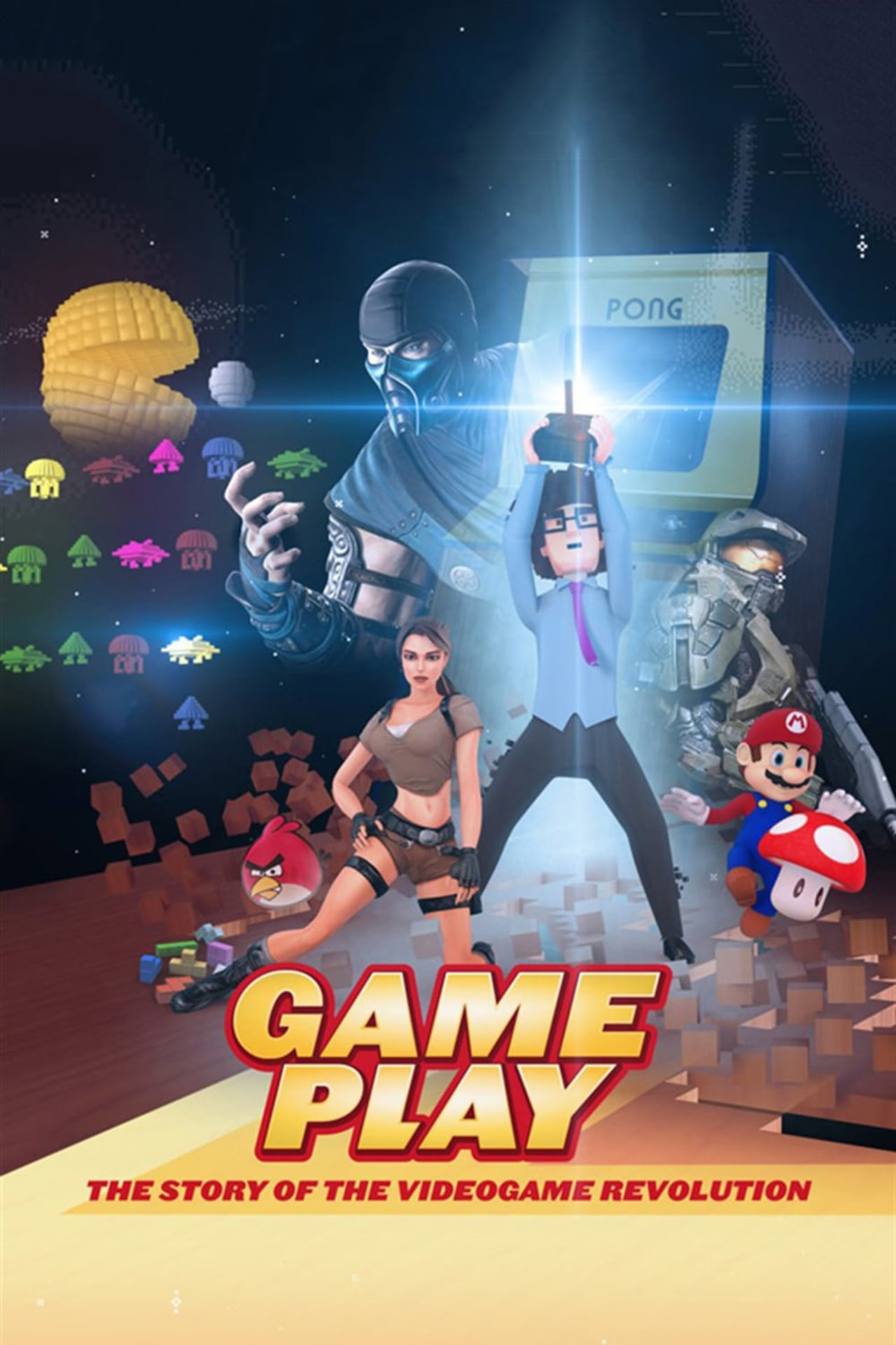 Gameplay: The Story of the Videogame Revolution