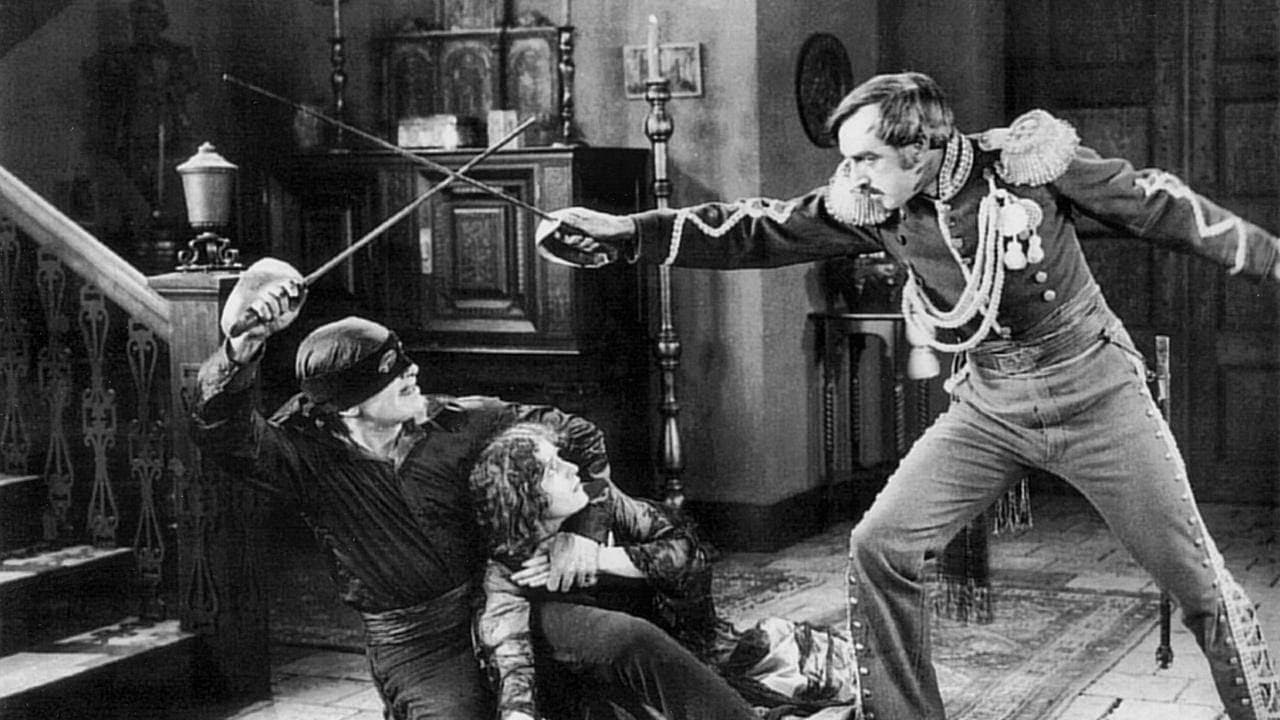 The Mark of Zorro (1920) Film Online Subtitrat