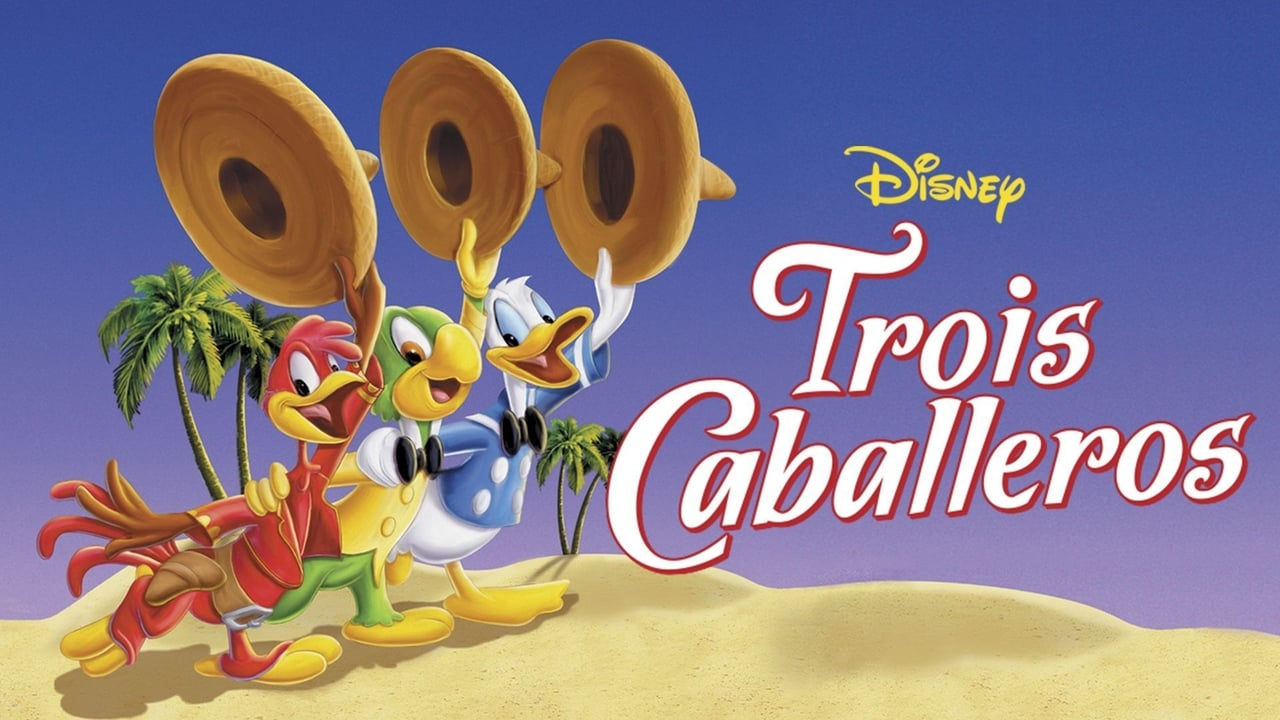 The Three Caballeros 4