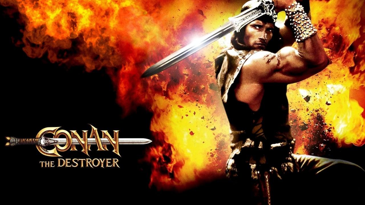 Conan the Destroyer 4