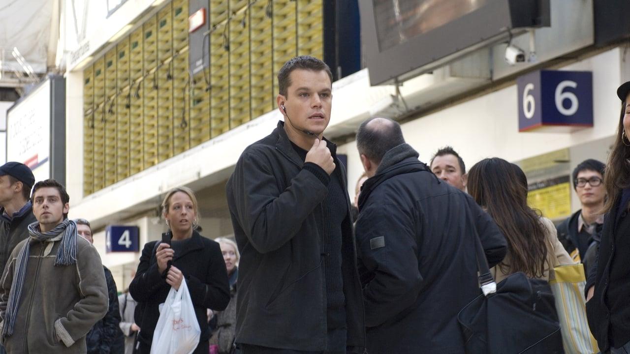 cover-El ultimátum de Bourne