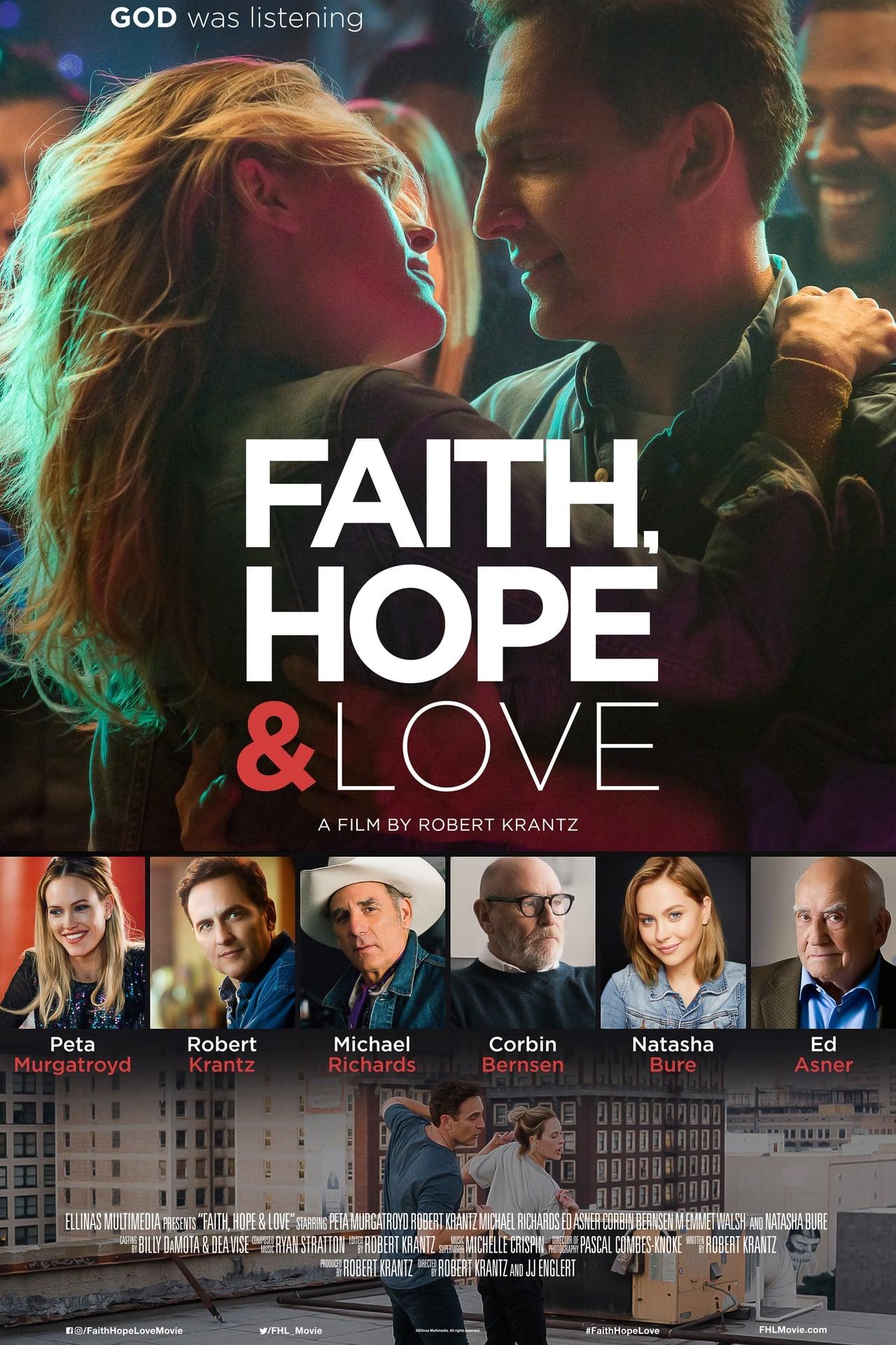 Faith, Hope & Love image