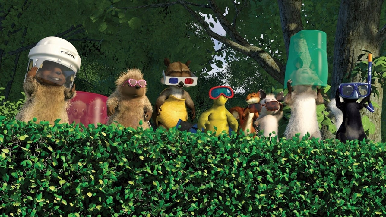 Over the Hedge 4