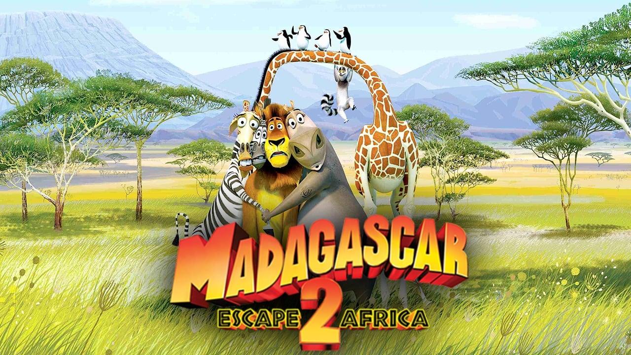 Madagascar: Escape 2 Africa 5