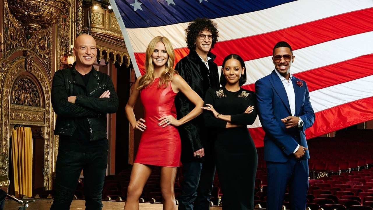 America's Got Talent - Season 3 Episode 14 : Live Show 5, Top 20 & Live Show 4 Results