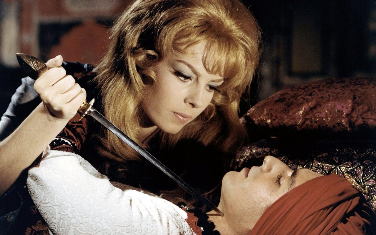 ანჟელიკა 3: ანჟელიკა და მეფე