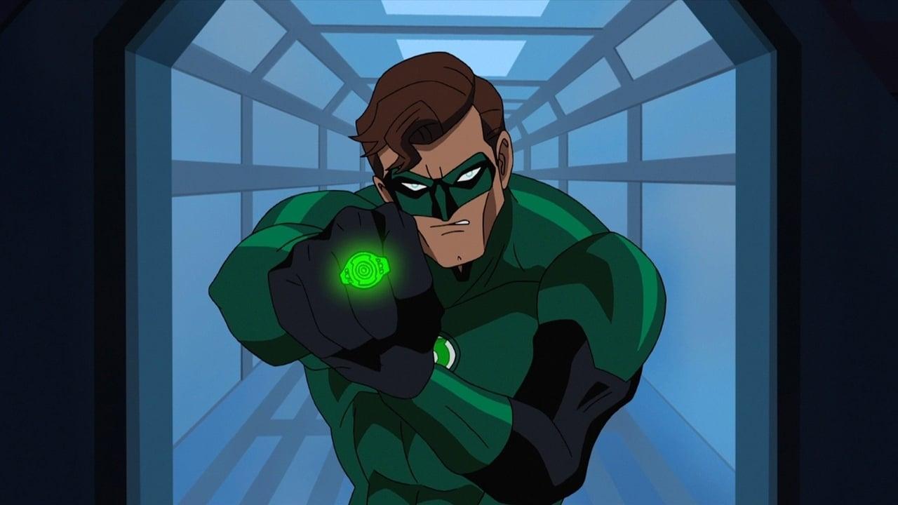 Green Lantern: First Flight 3