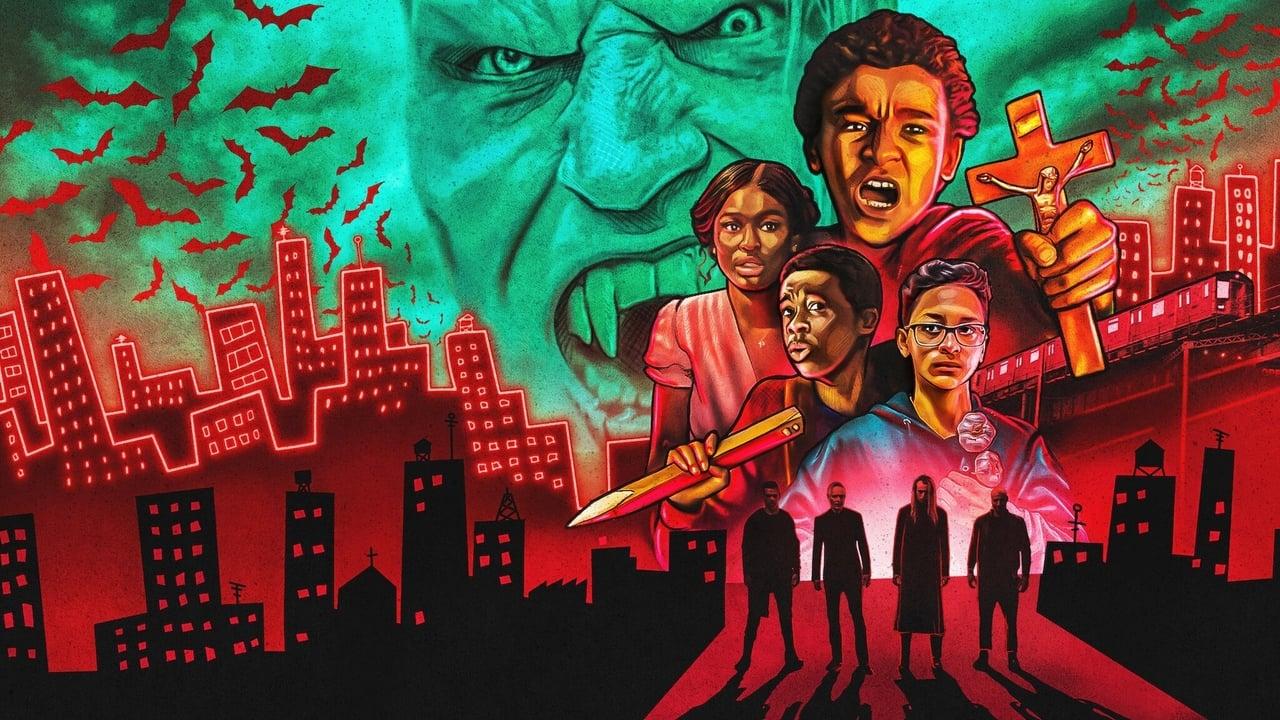 Vampires vs. the Bronx 4