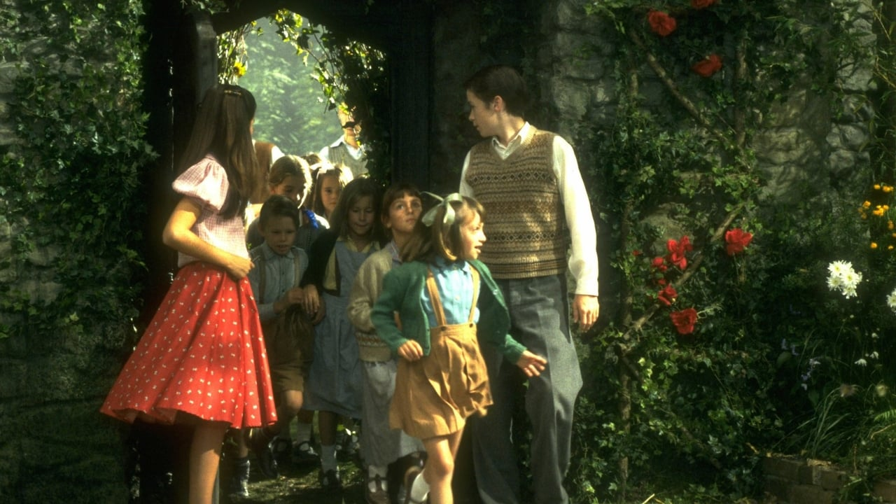 Back To The Secret Garden 2001 The Movie
