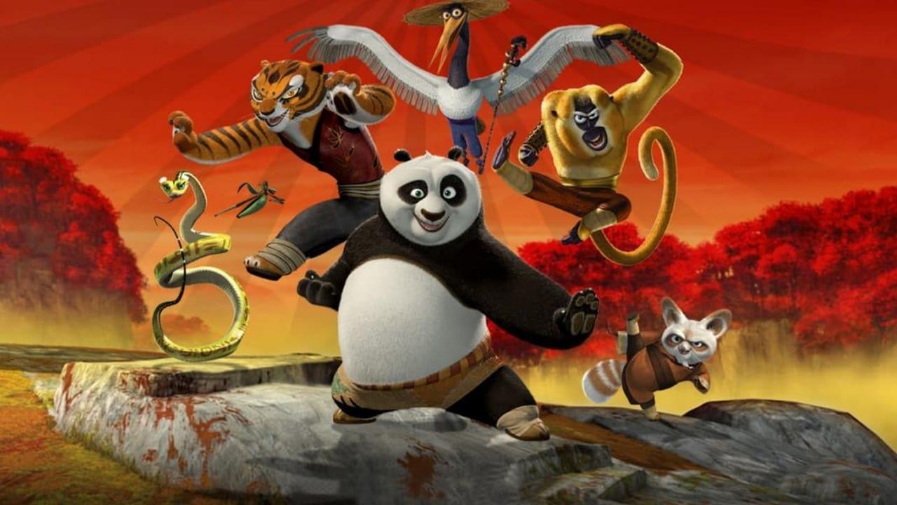 Kung Fu Panda: Secrets of the Furious Five 1