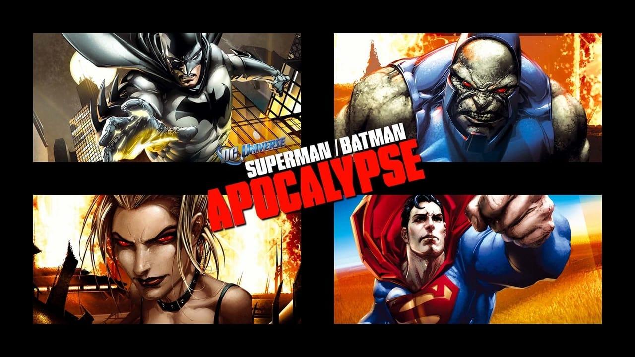 Superman/Batman: Apocalypse 2