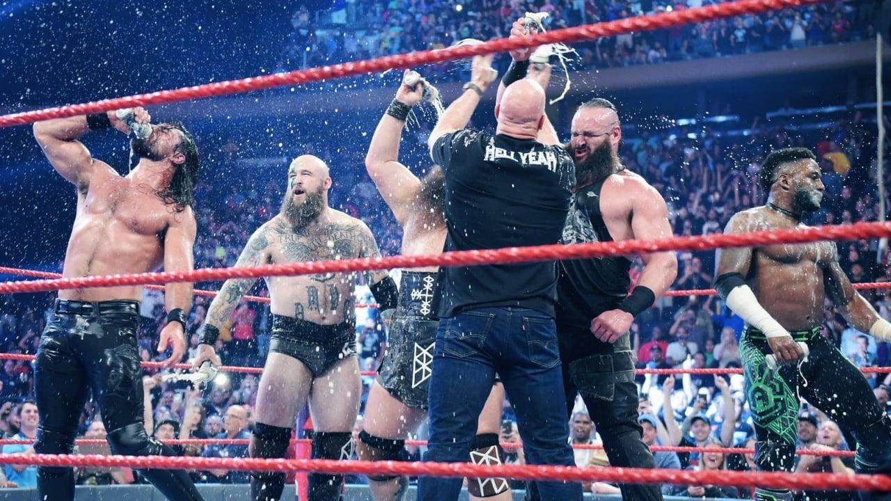WWE Raw - Season 27 Episode 36 : September 9, 2019 (New York, NY)