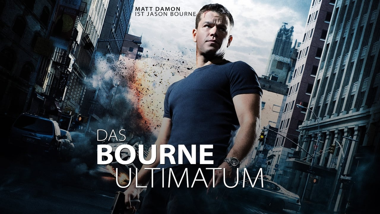 The Bourne Ultimatum 4