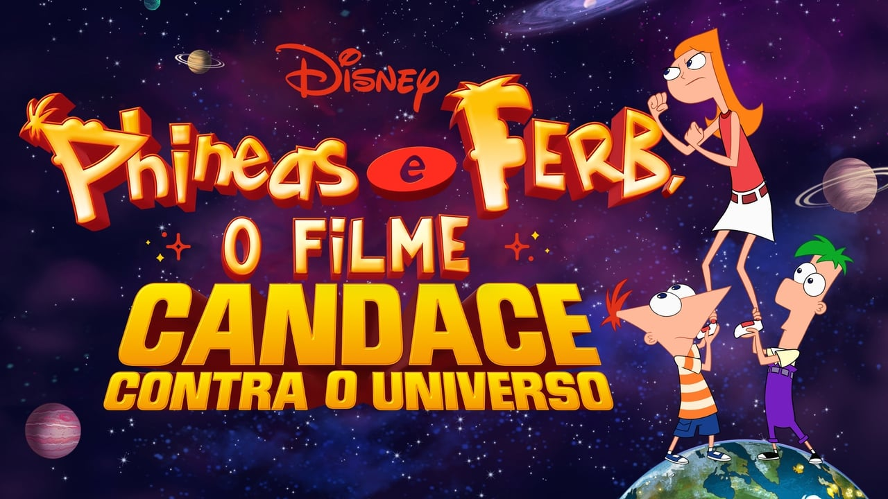 Phineas and Ferb The Movie: Candace Against the Universe 3