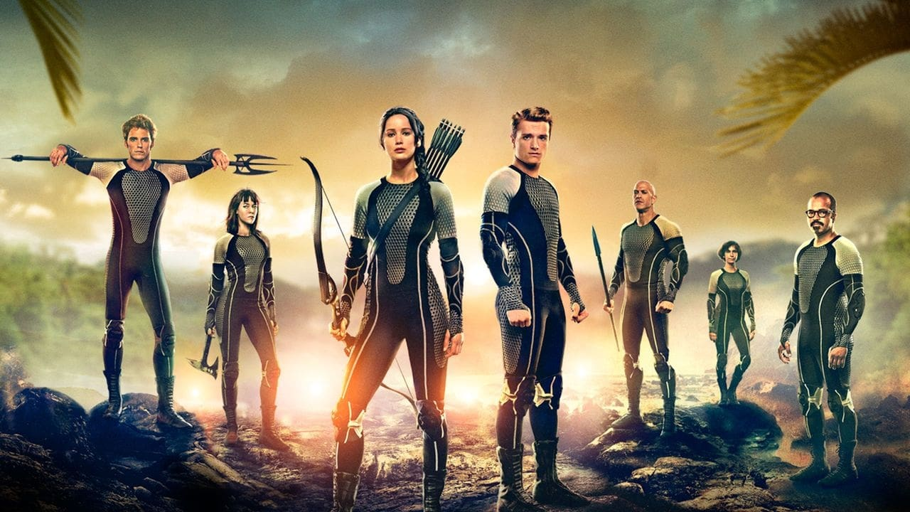 The Hunger Games: Catching Fire 5