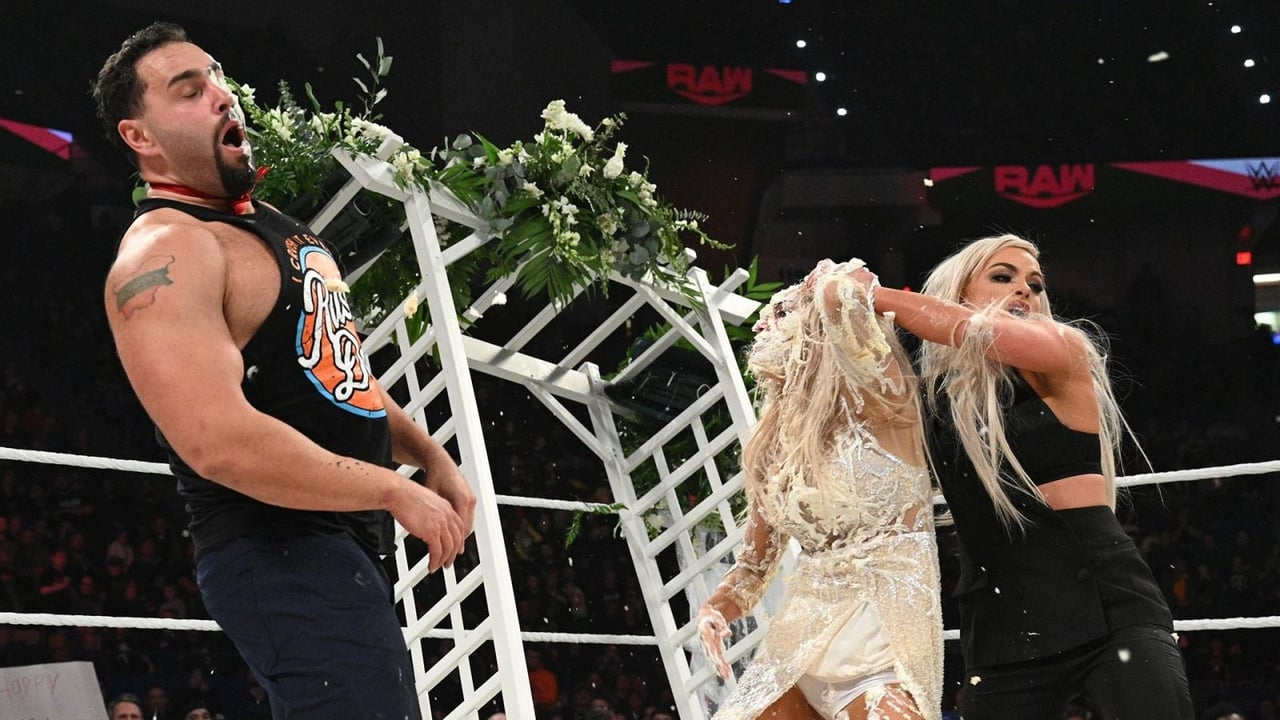 WWE Raw - Season 27 Episode 52 : December 30, 2019 (Hartford, CT)