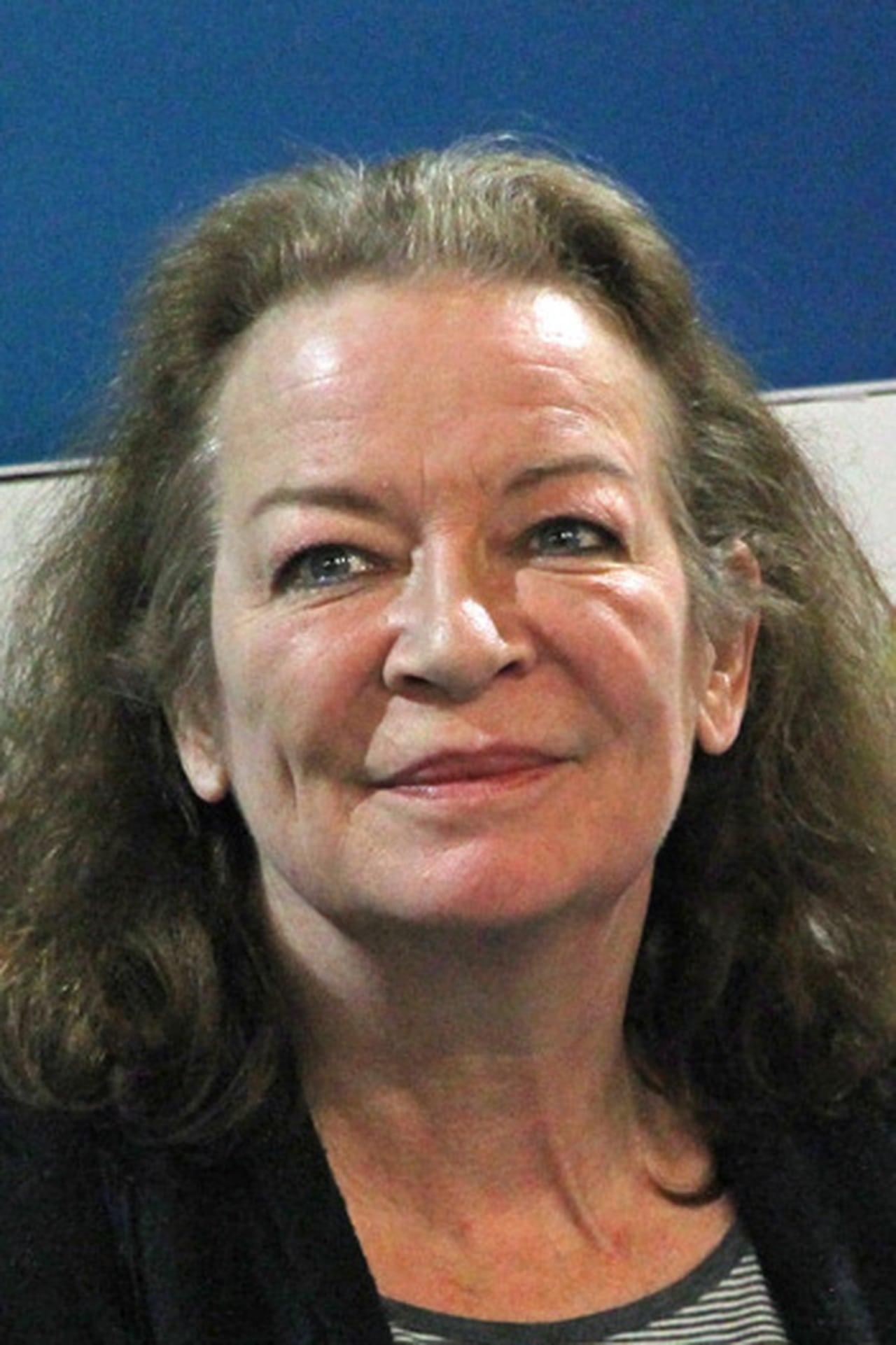 Clare Higgins isMistress Revels