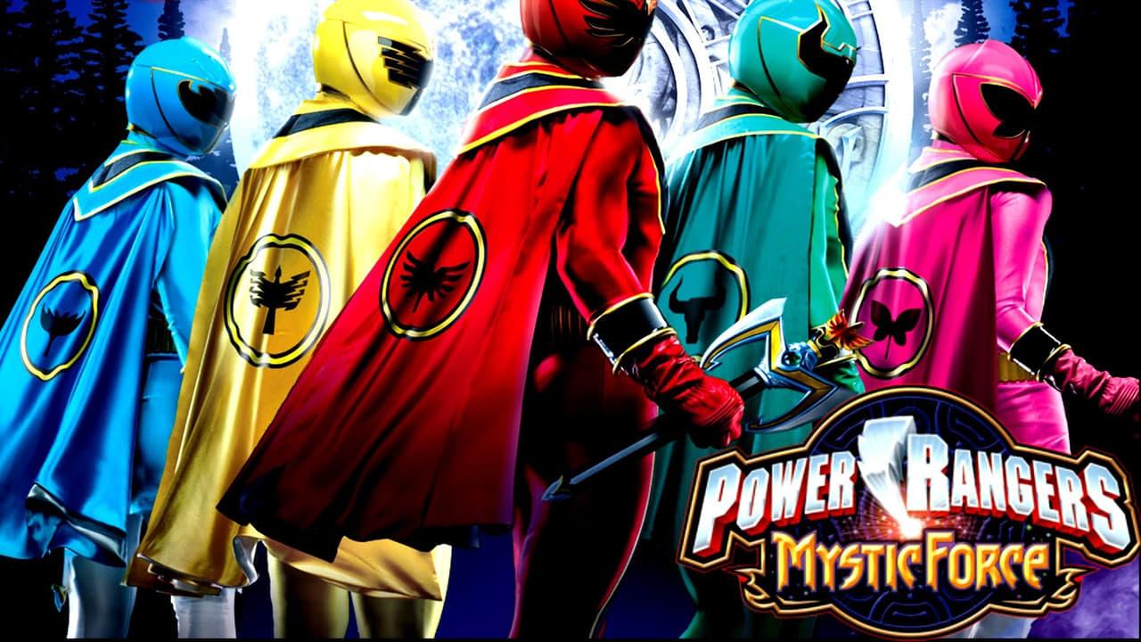 Power Rangers: Mystic Force: Vol. 3: Fire Heart