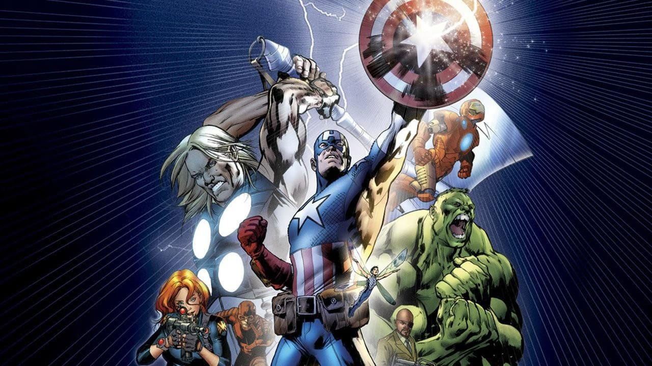Ultimate Avengers: The Movie 3