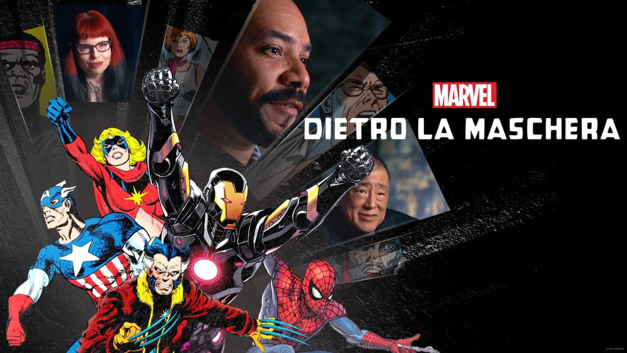 Marvel's Behind the Mask 5