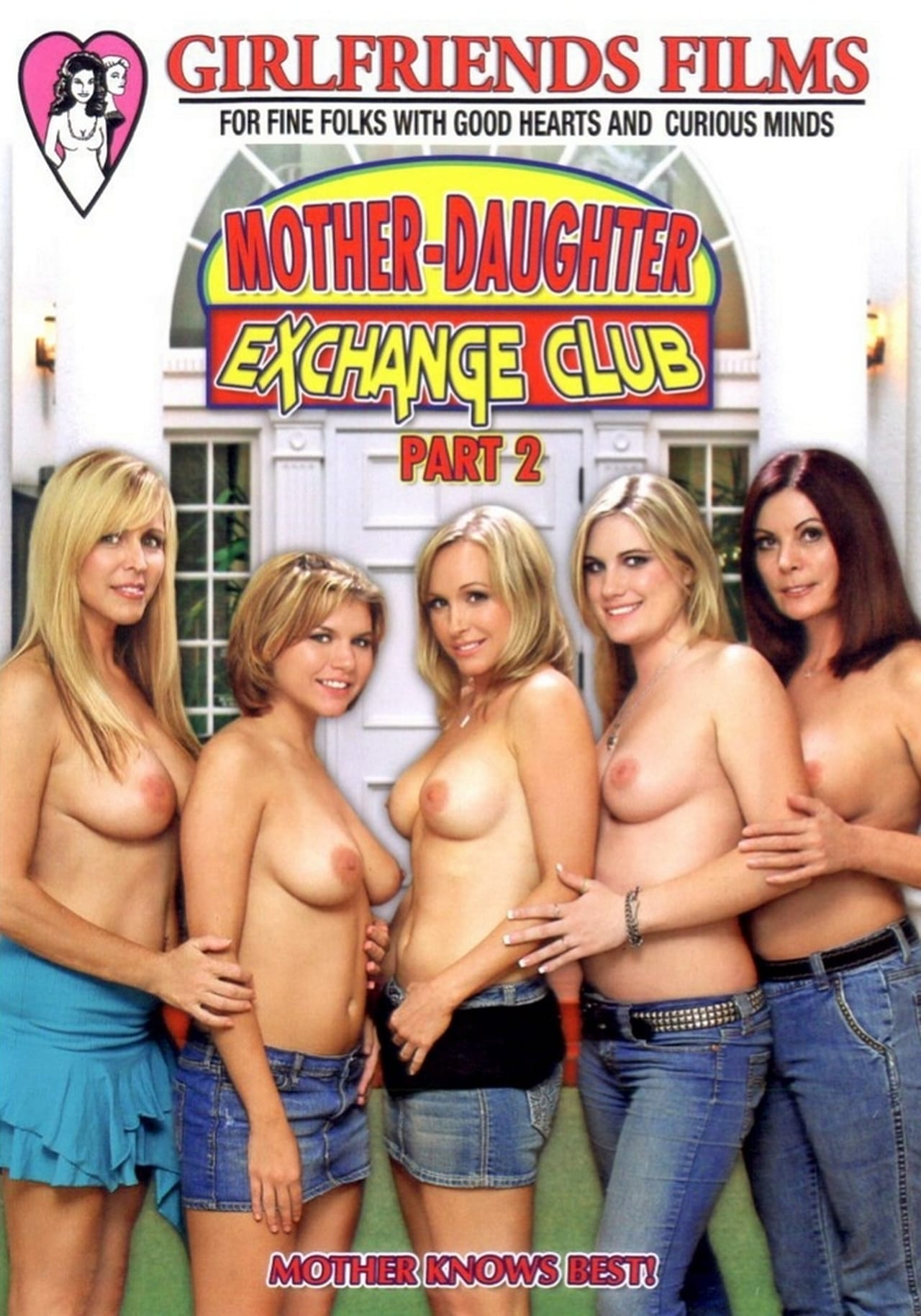 Mother-Daughter Exchange Club 2