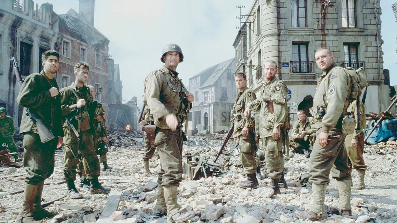 Saving Private Ryan 3