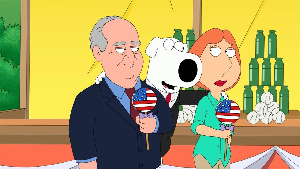 Family Guy - Season 9 Episode 2 : Excellence in Broadcasting