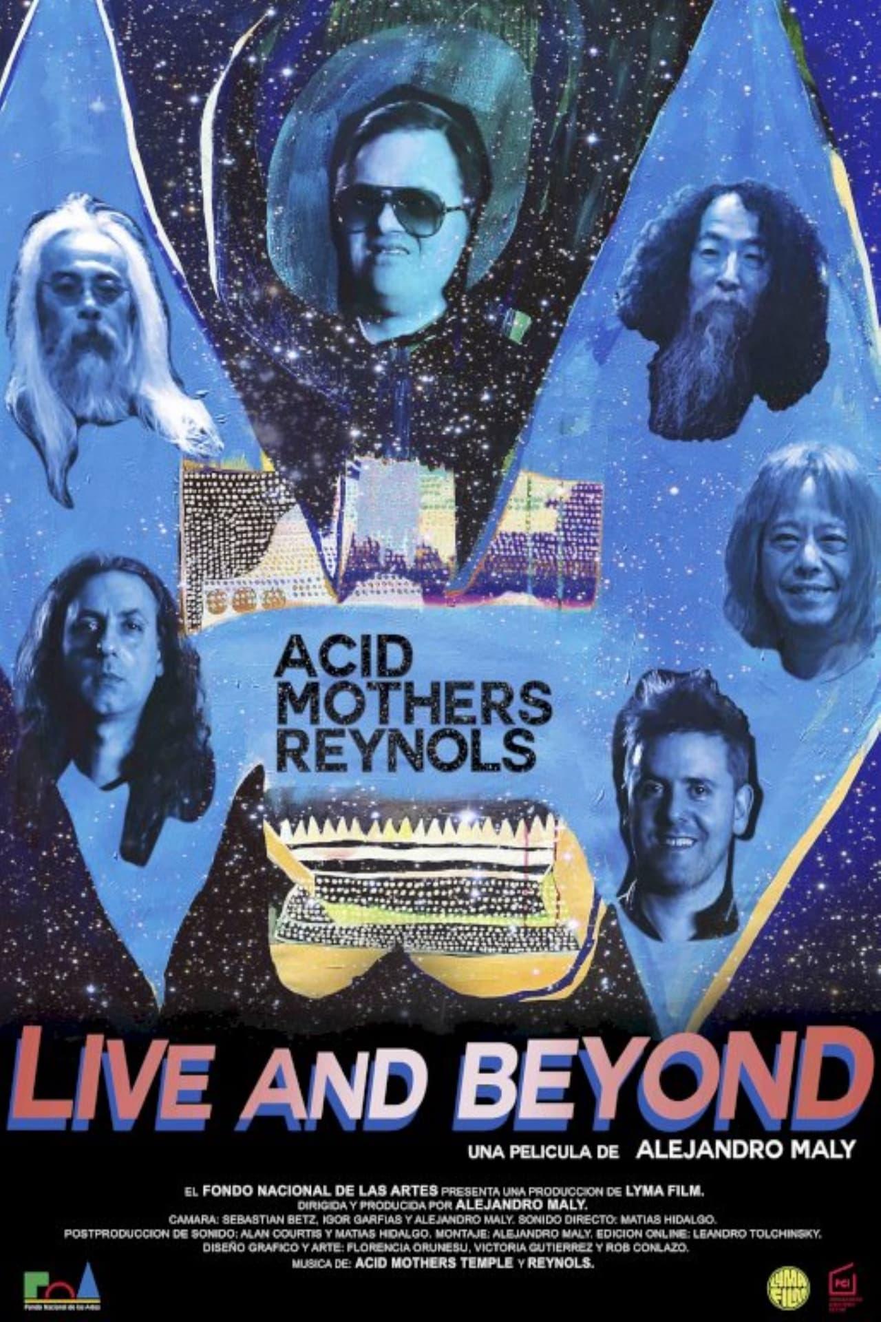 Acid Mothers Reynols. Live and Beyond (2021)
