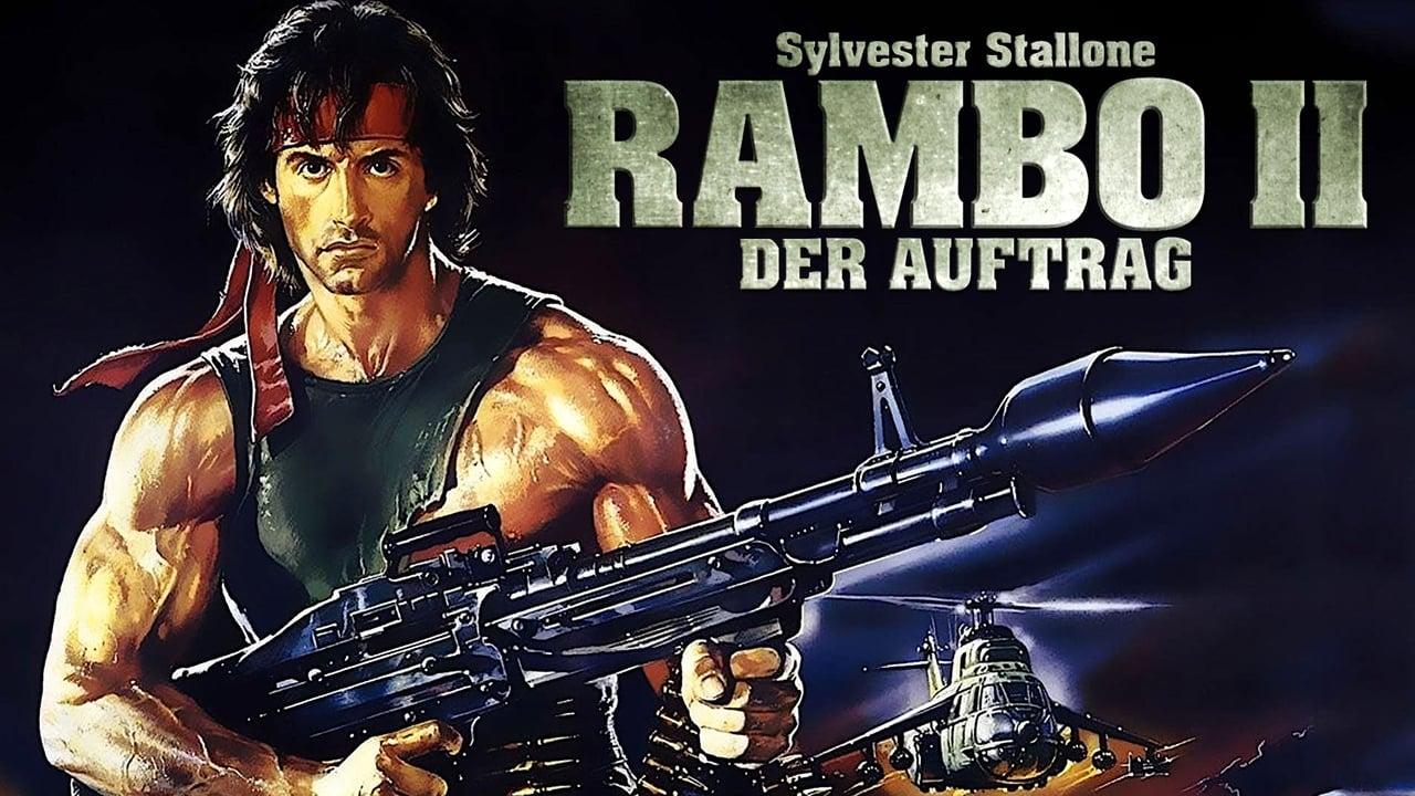 Rambo: First Blood Part II 4