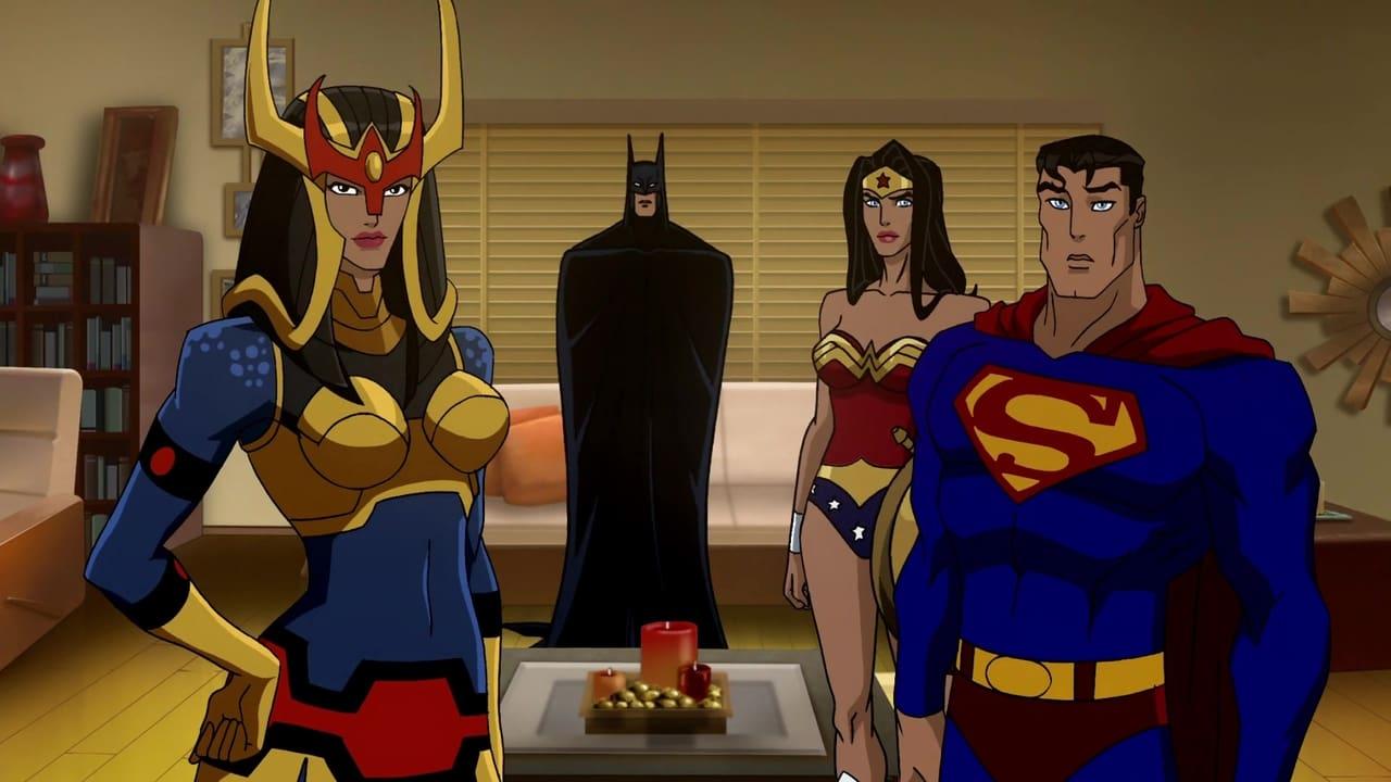 Superman/Batman: Apocalypse 4