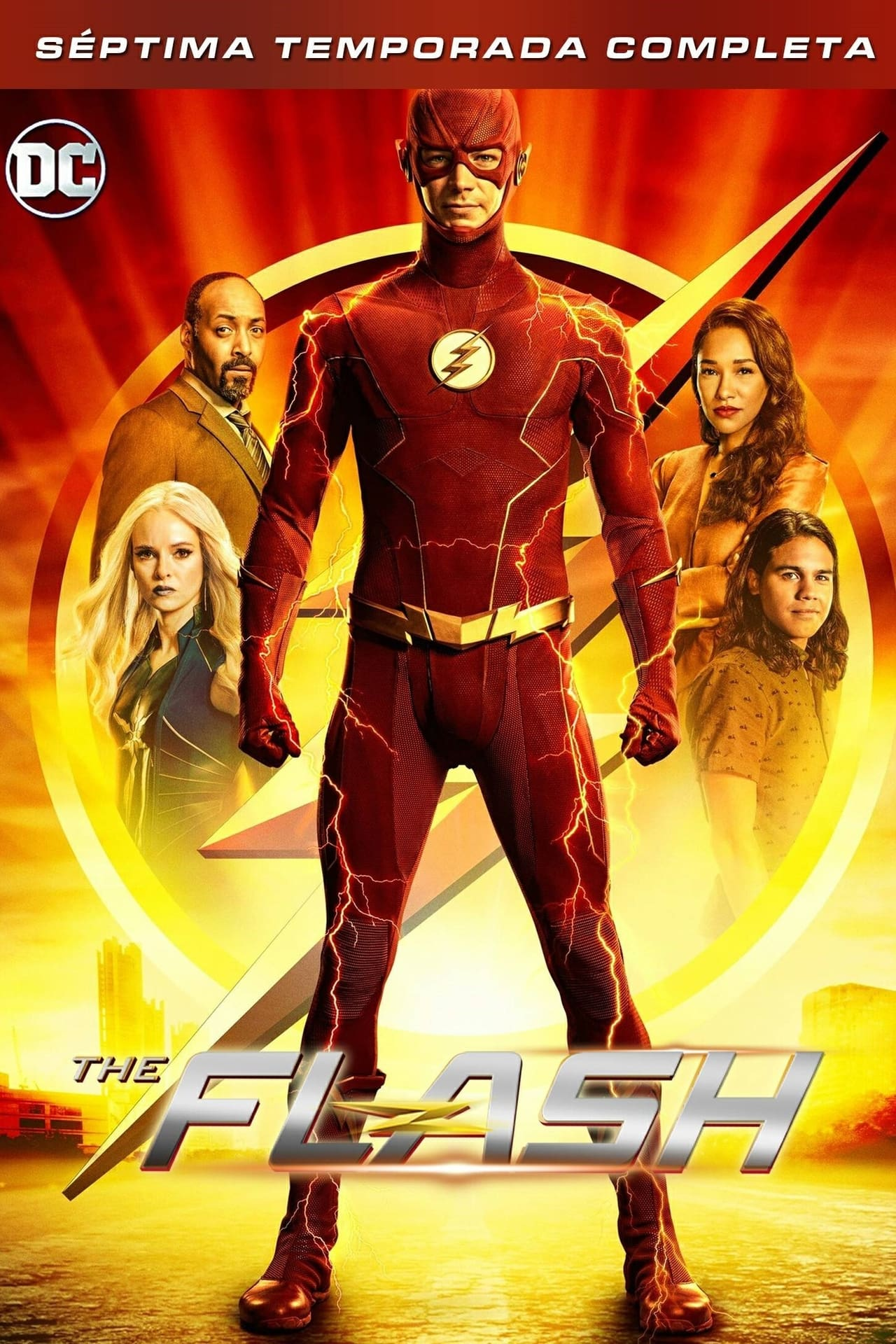 The Flash - Season 3 Episode 22 : Calle Infantino