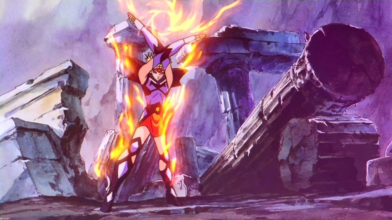 Saint Seiya: Legend of Crimson Youth 1
