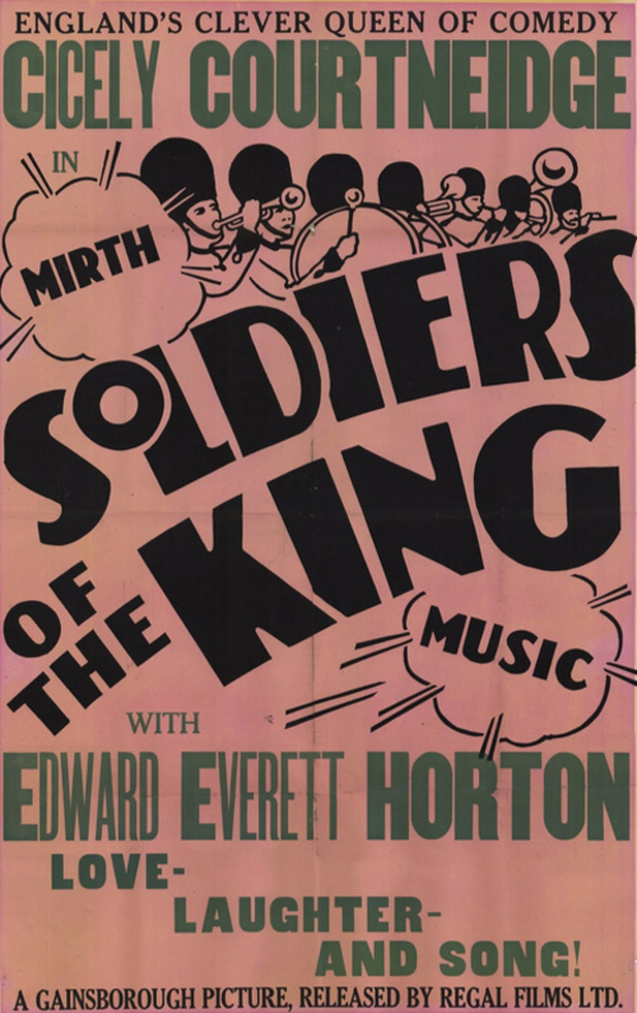 Soldiers of the King