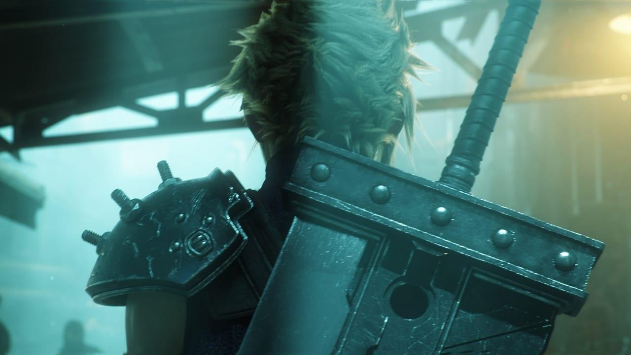 Final Fantasy VII: Advent Children 5