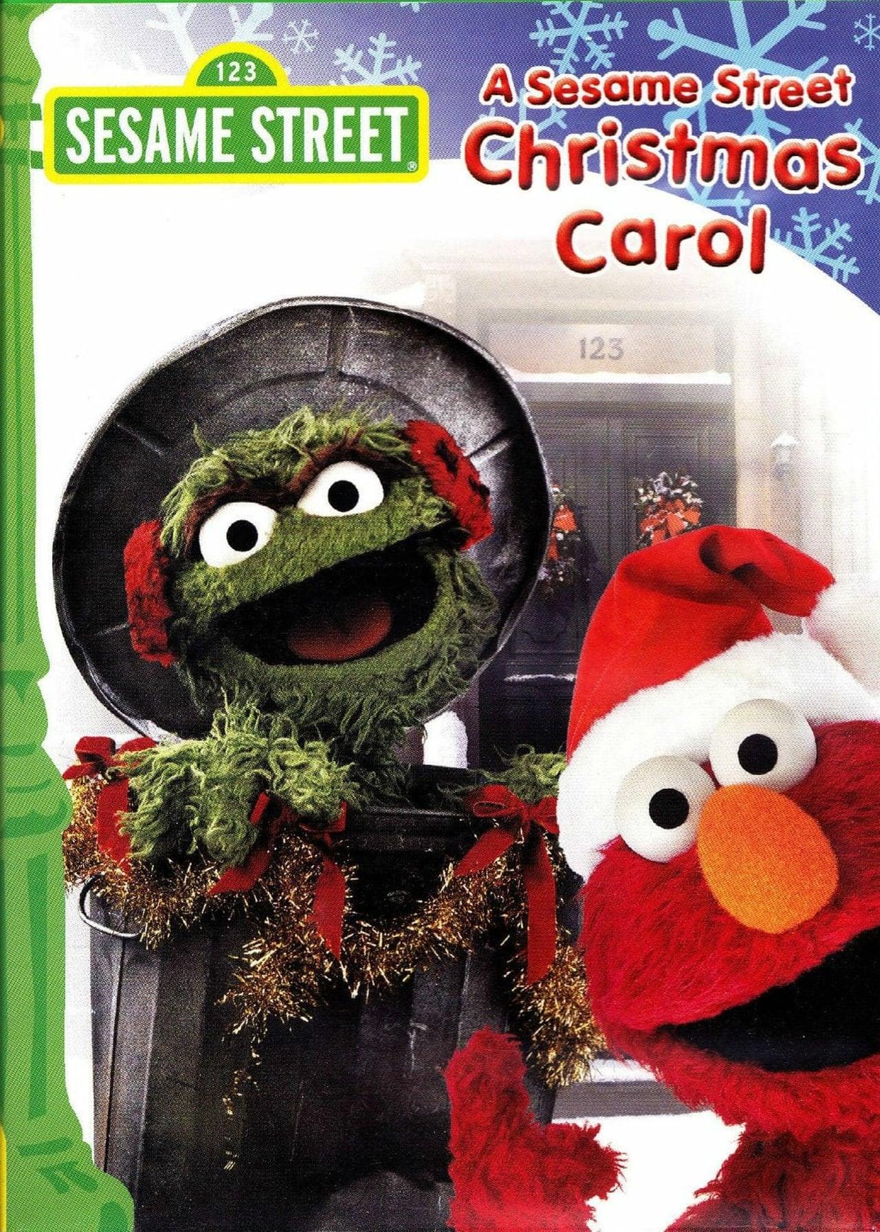 A Sesame Street Christmas Carol