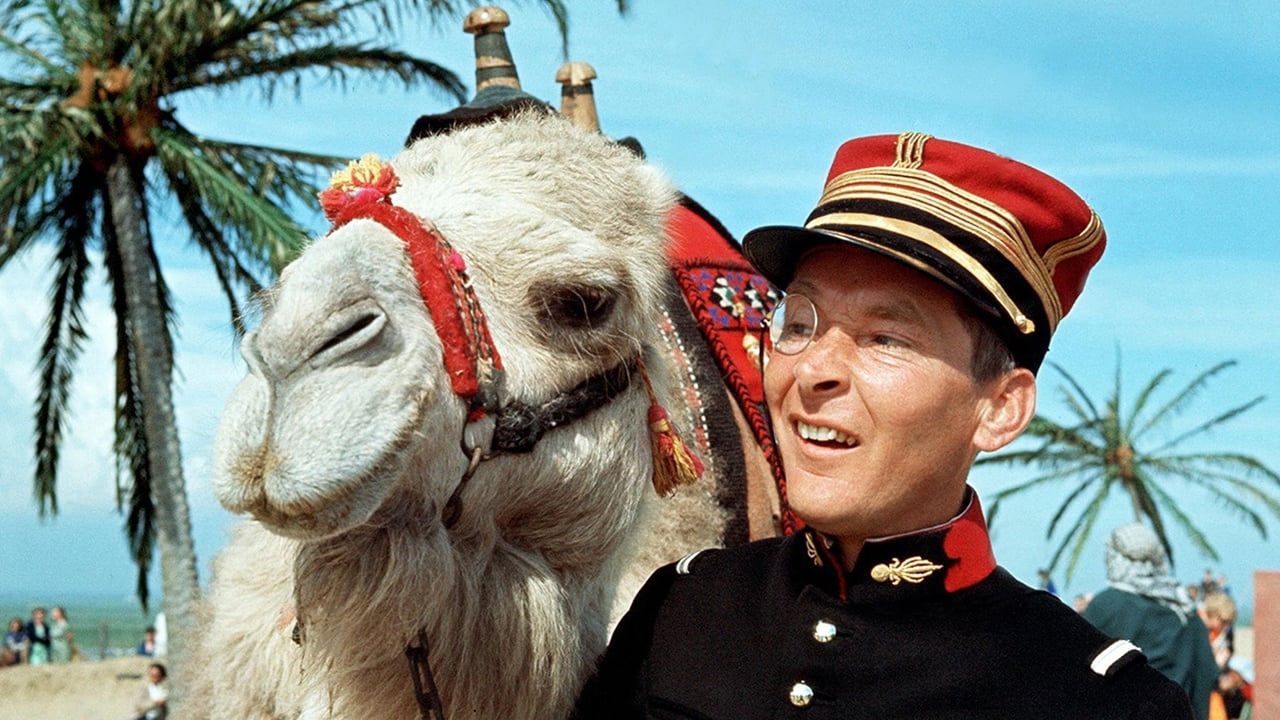 Carry On Follow That Camel