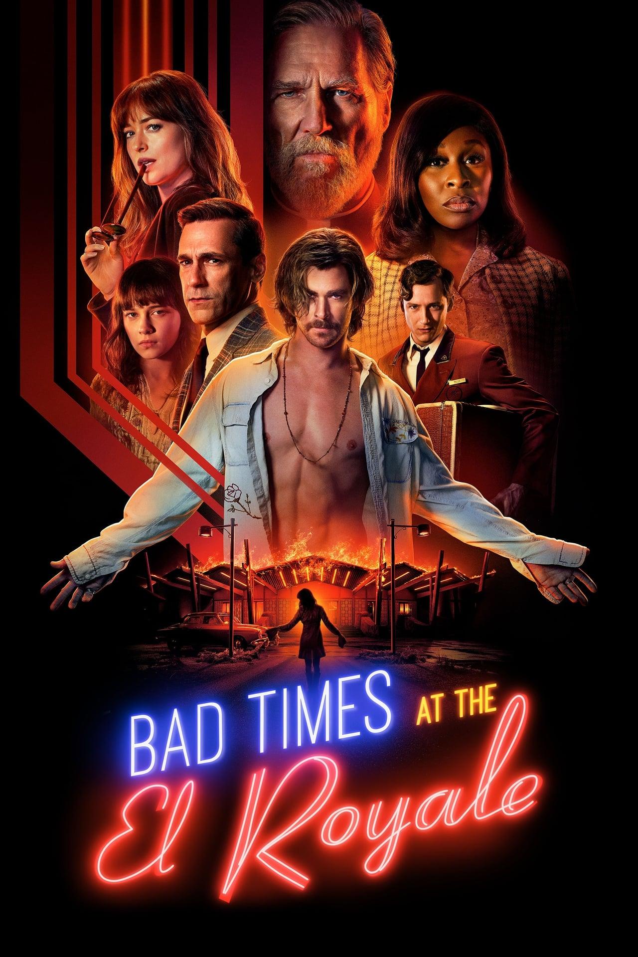 Download Bad Times at the El Royale (2018) Dual Audio [Hindi-English] 480p [450MB] | 720p [1.2GB] | 1080p [2.8GB]