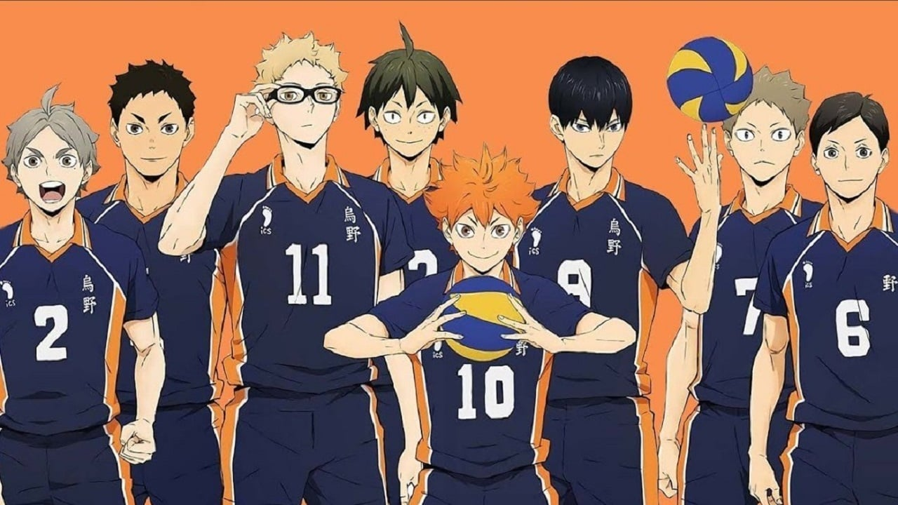 Haikyu!! - Haikyu!!: To the Top