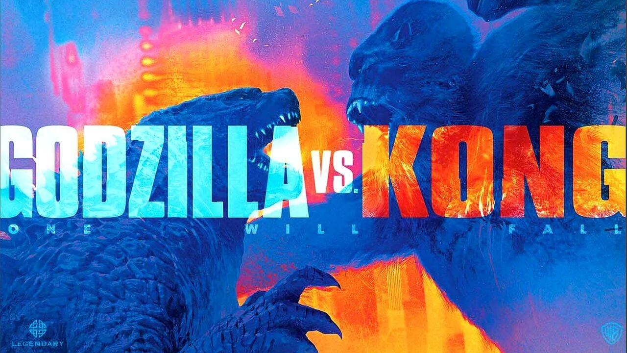 Godzilla vs. Kong 4