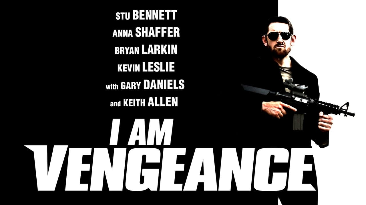 cover-I am Vengeance