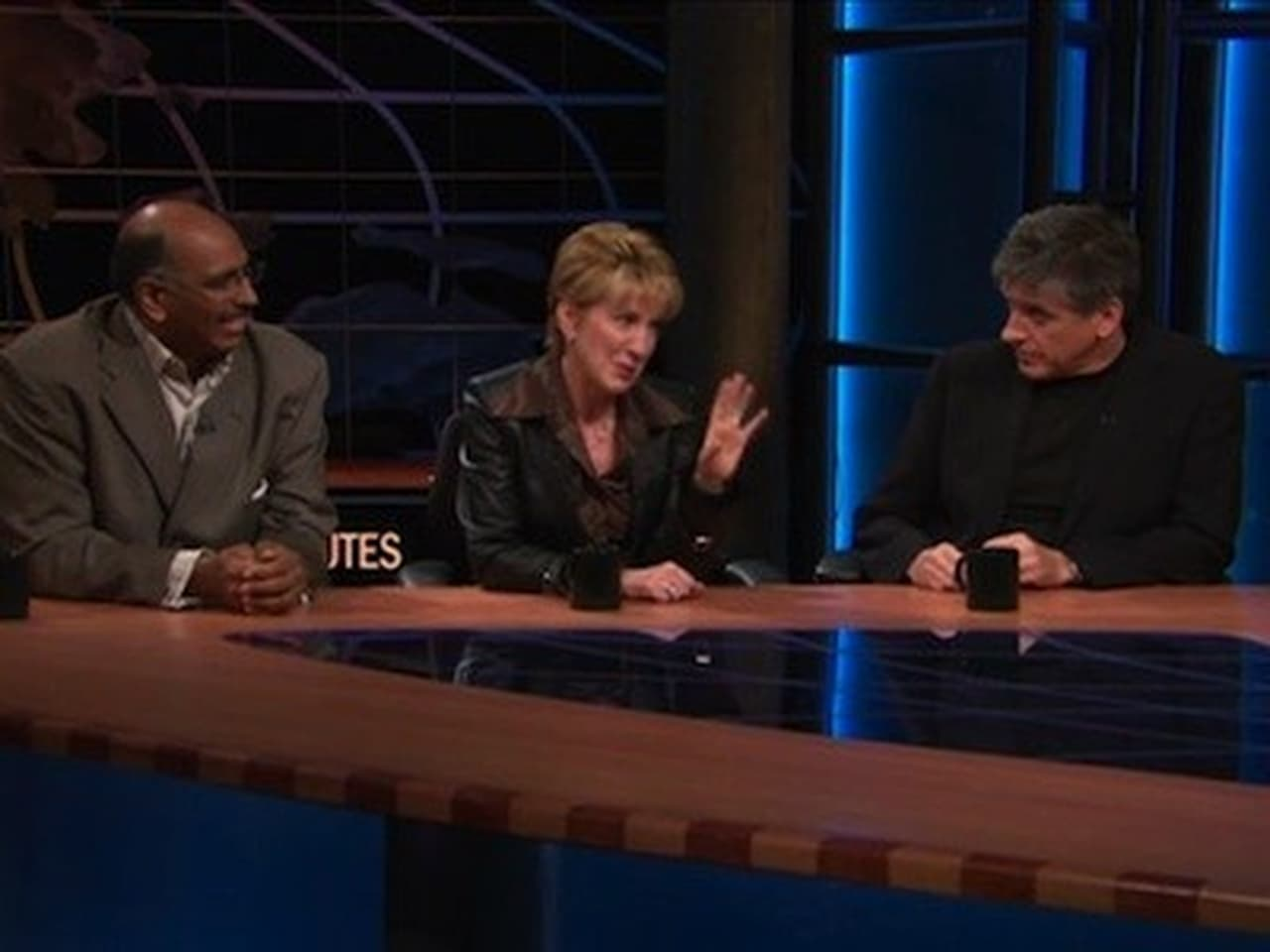 Real Time with Bill Maher - Season 5 Episode 1 : February 16, 2007